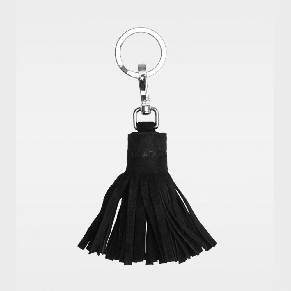 Decadent Annabelle Small Tassel Black