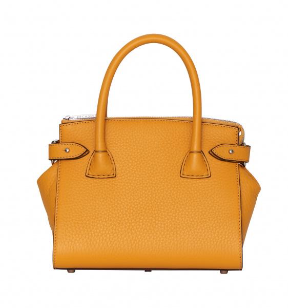 Decadent Adele Tiny Shopper Golden Yellow