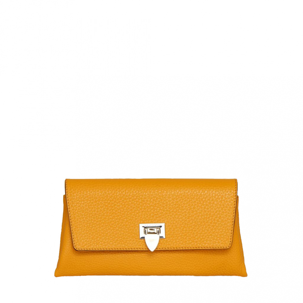Decadent Nora Small Clutch Golden Yellow