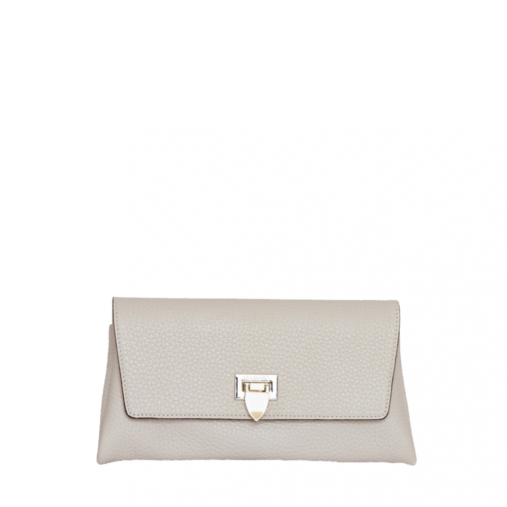 Decadent Nora Small Clutch Oat