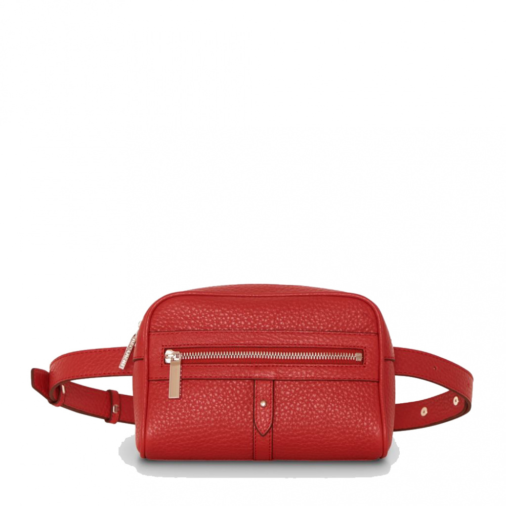 Decadent Patricia Bum Bag Scarlet Red